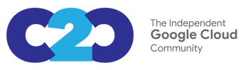 C2C Logo Blue